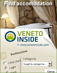 Accomodation in Veneto